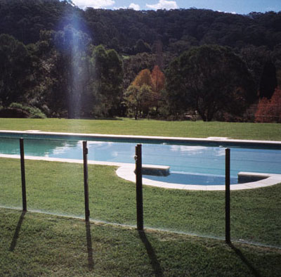 Glass Fencing Sydney