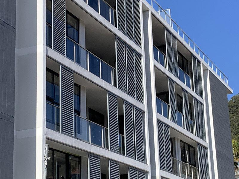 Aluminium Sun Shades Sydney