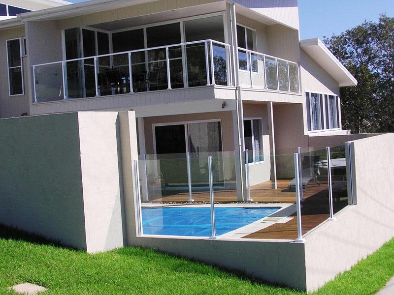 Aluminium Balustrades Residential Sydney