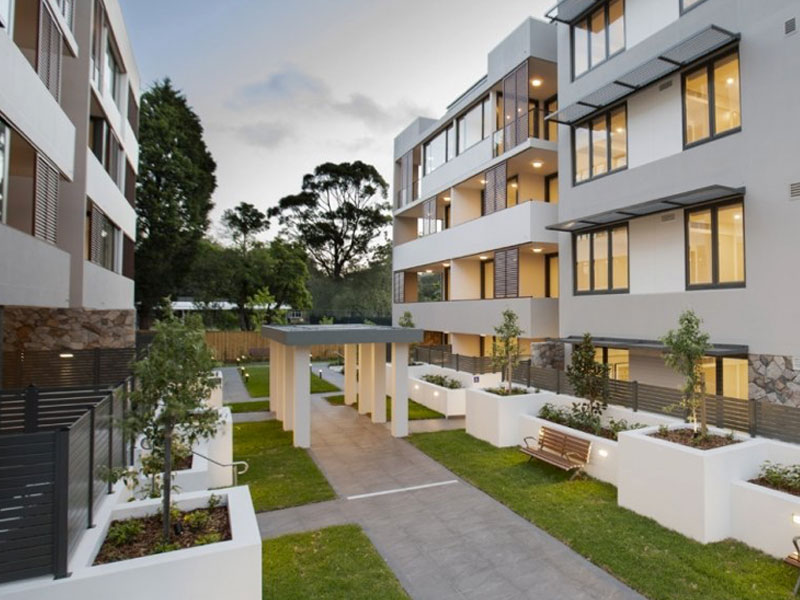 Evergreen Apartments – St.Ives