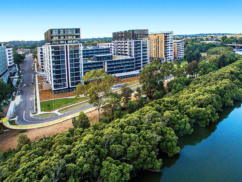 Promenade – Parramatta